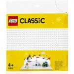 Placa de baza alba pentru Lego