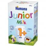 Lapte praf Humana Junior Milk 600g, de la 12 luni