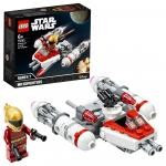 Resistance Y-wing Microfighter Lego
