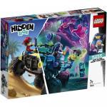 Masina lui Jack pentru plaja Lego