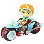 Motocicleta 44 Cats cu figurina Lampo Smoby