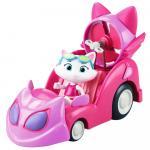 Motocicleta 44 Cats cu figurina Milady Smoby