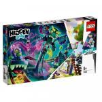 Parcul de distractii bantuit Lego