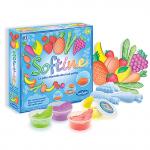 Plastilina Softine fructe si legume