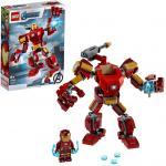 Robot Iron Man Lego Avengers