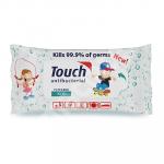 Servetele umede antibacteriene Kids 15 buc, Touch