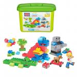 Set cuburi Mega Bloks construieste o poveste 100 piese