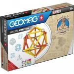 Set de constructie magnetic Geomag editie speciala Leonardo da Vinci 67 piese