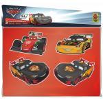 Set sabloane desen Cars Lena pentru copii