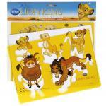 Set sabloane desen Lion King Lena pentru copii