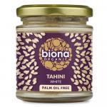 Tahini din susan alb raw bio 170g Biona