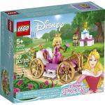 Trasura regala a Aurorei Lego