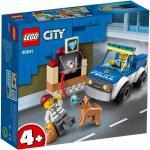 Unitate de politie canina Lego