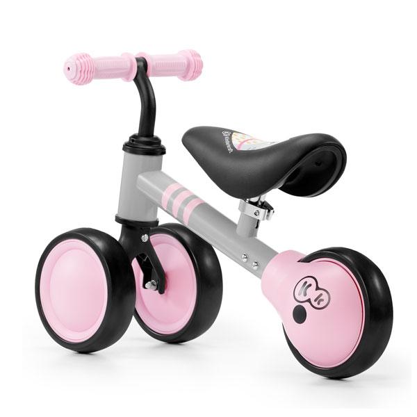 Bicicleta fara pedale Cutie Pink