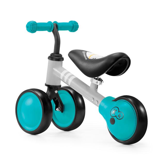 Bicicleta fara pedale Cutie Turqoise