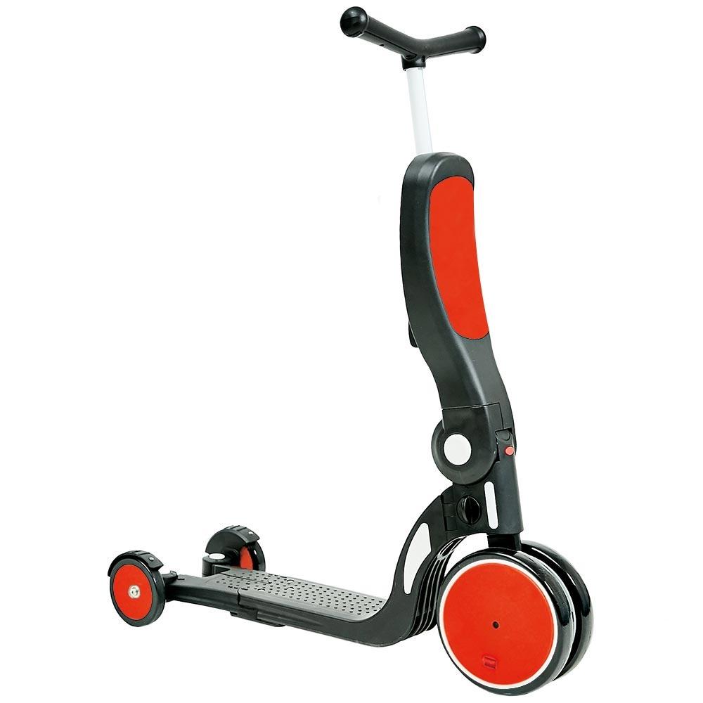 CHIPOLINO Bicicleta tricicleta si trotineta Chipolino All Ride 4 in 1 red