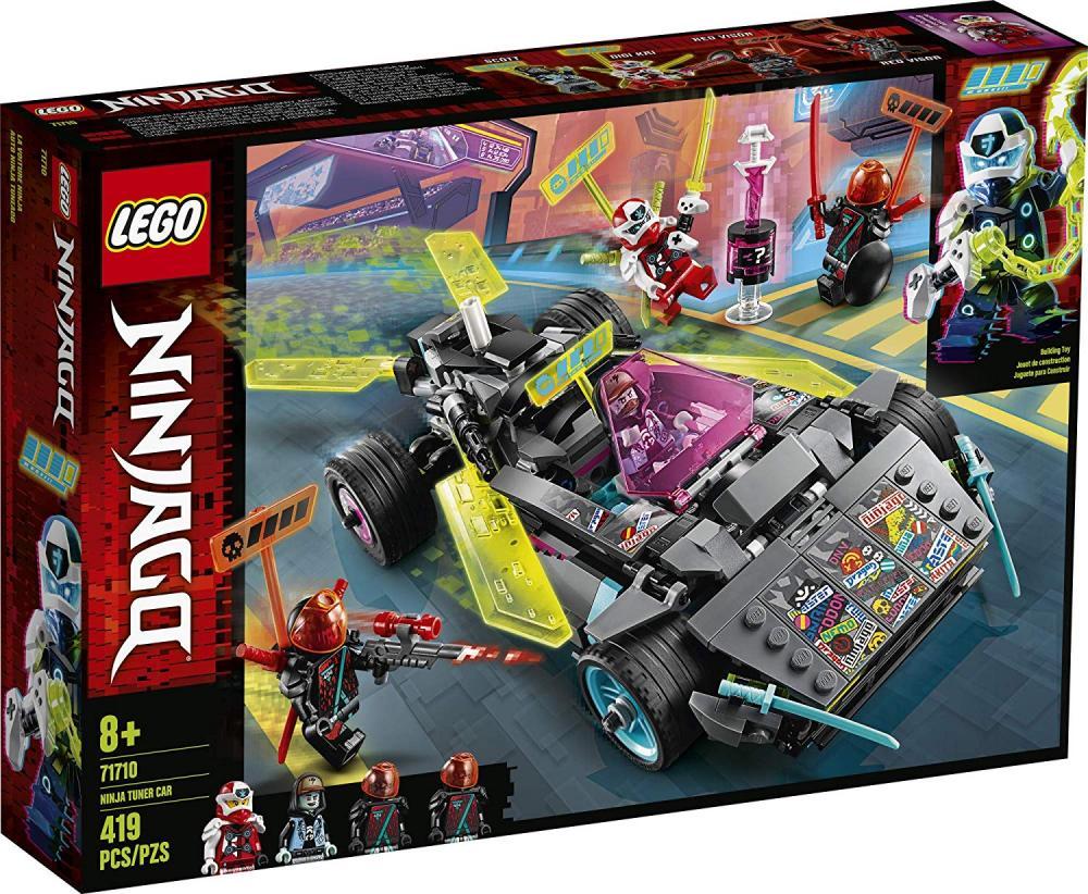 Bolid ninja Lego