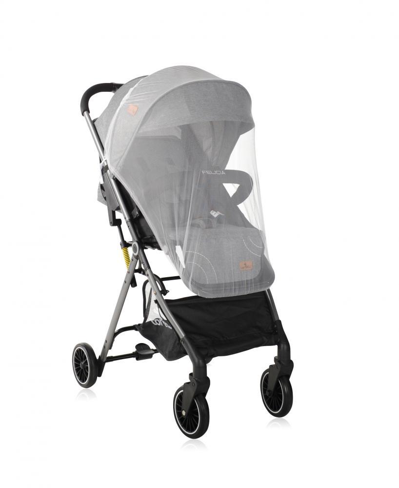 Carucior pentru nou-nascut Felicia Grey - 1