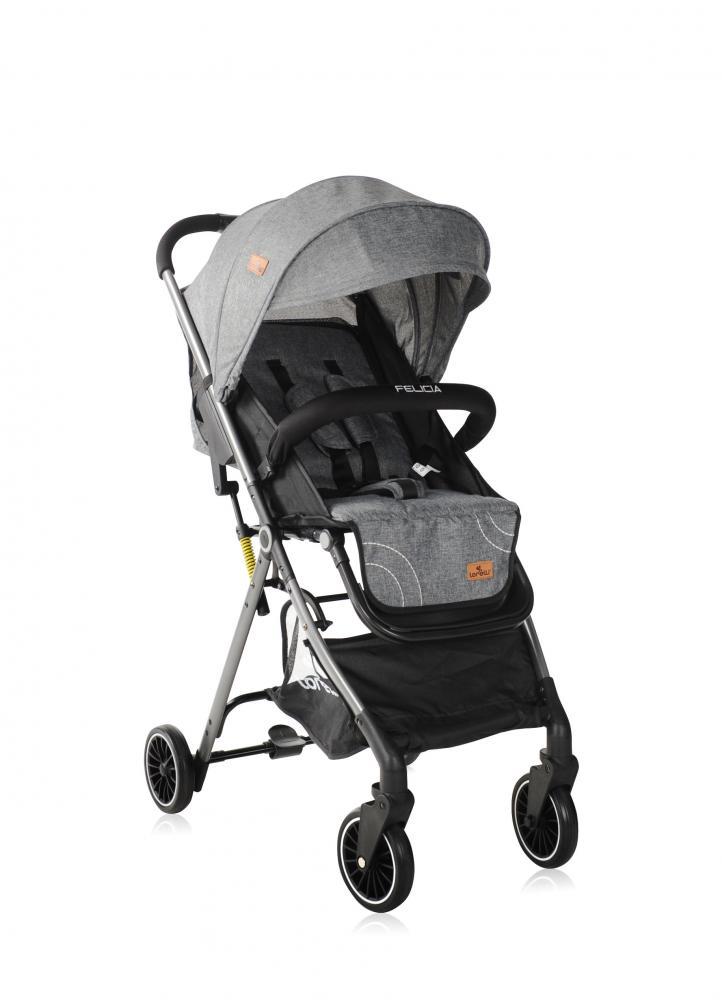 Carucior pentru nou-nascut Felicia Grey - 2