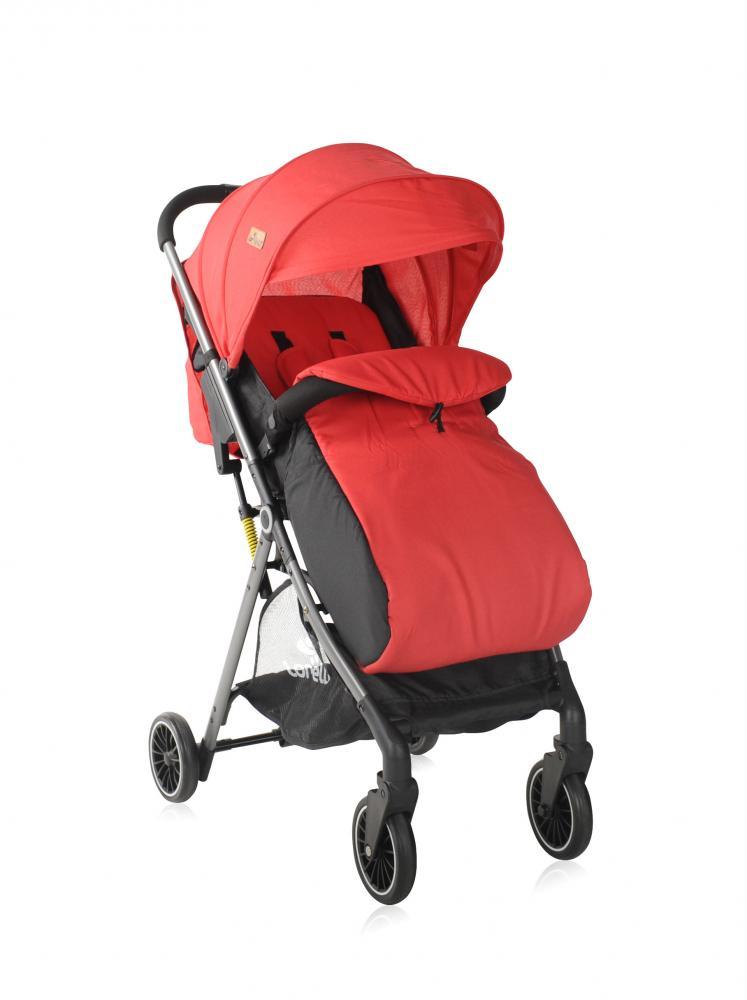 Carucior pentru nou-nascut Felicia Red
