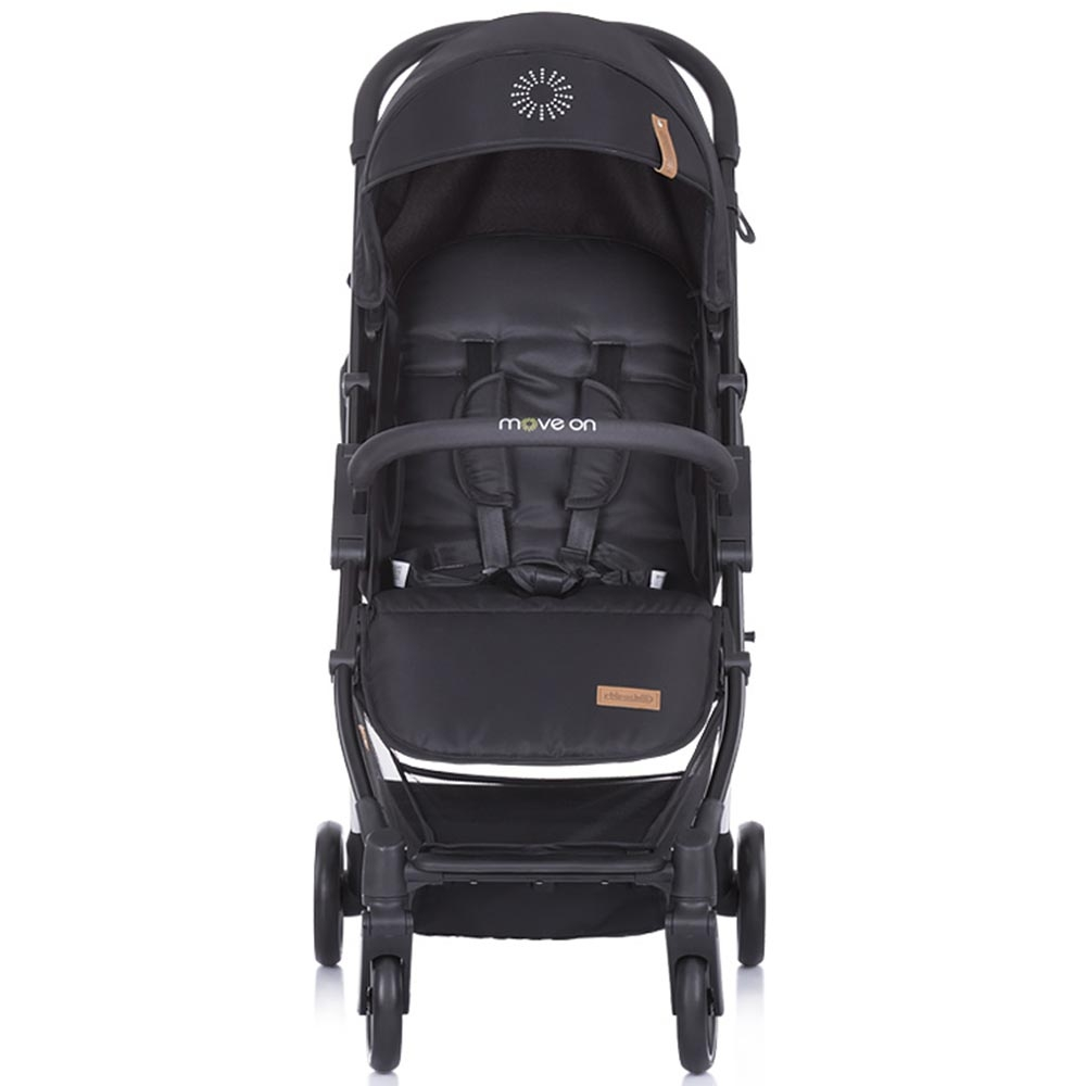 Carucior sport Chipolino Move On onyx imagine