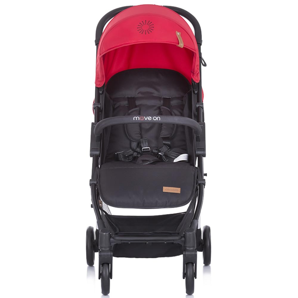 Carucior sport Chipolino Move On red imagine