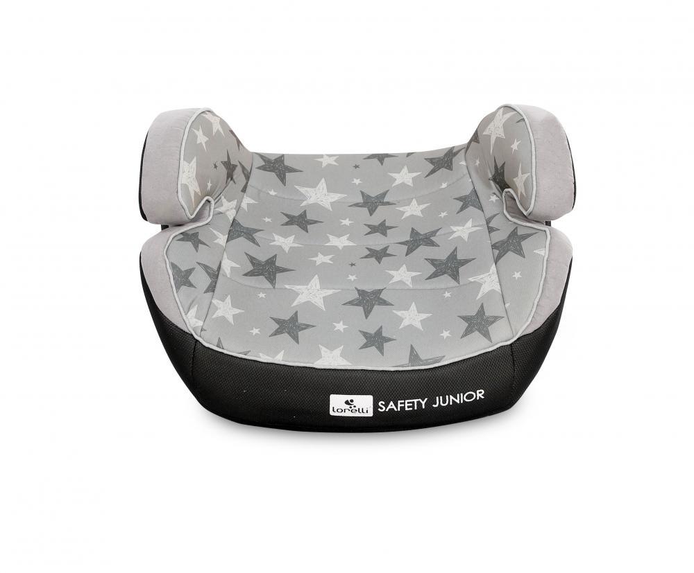 Inaltator auto Safety Junior Fix 15-36 Kg Grey Stars imagine