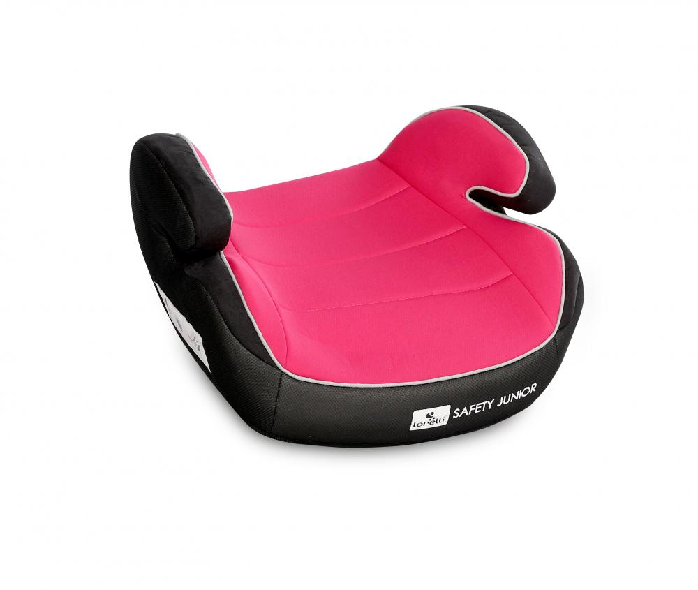 LORELLI Inaltator auto Safety Junior Fix 15-36 Kg Pink