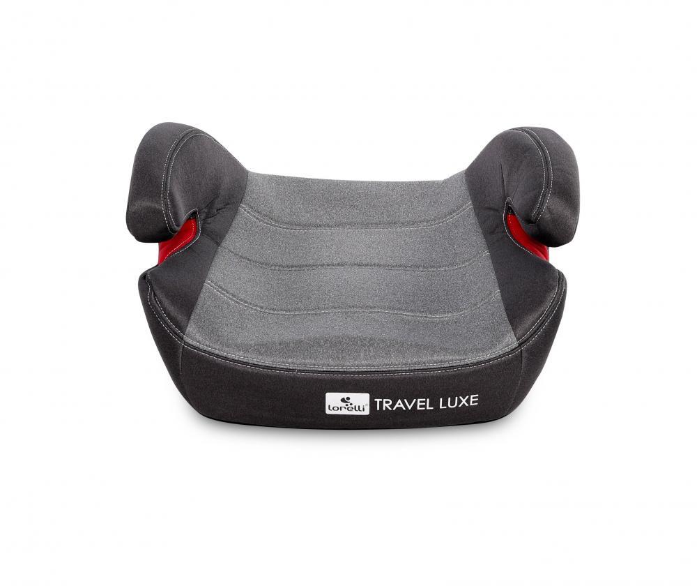 Inaltator auto Travel Luxe Isofix 15-36 Kg Grey