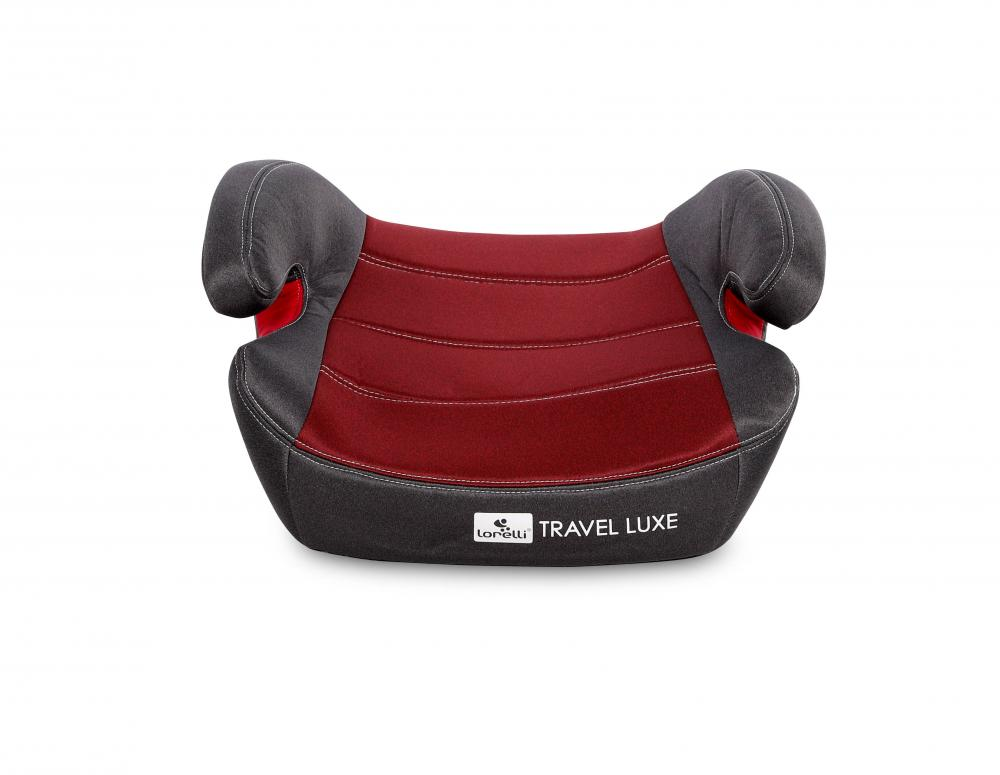 Inaltator auto Travel Luxe Isofix 15-36 Kg Red