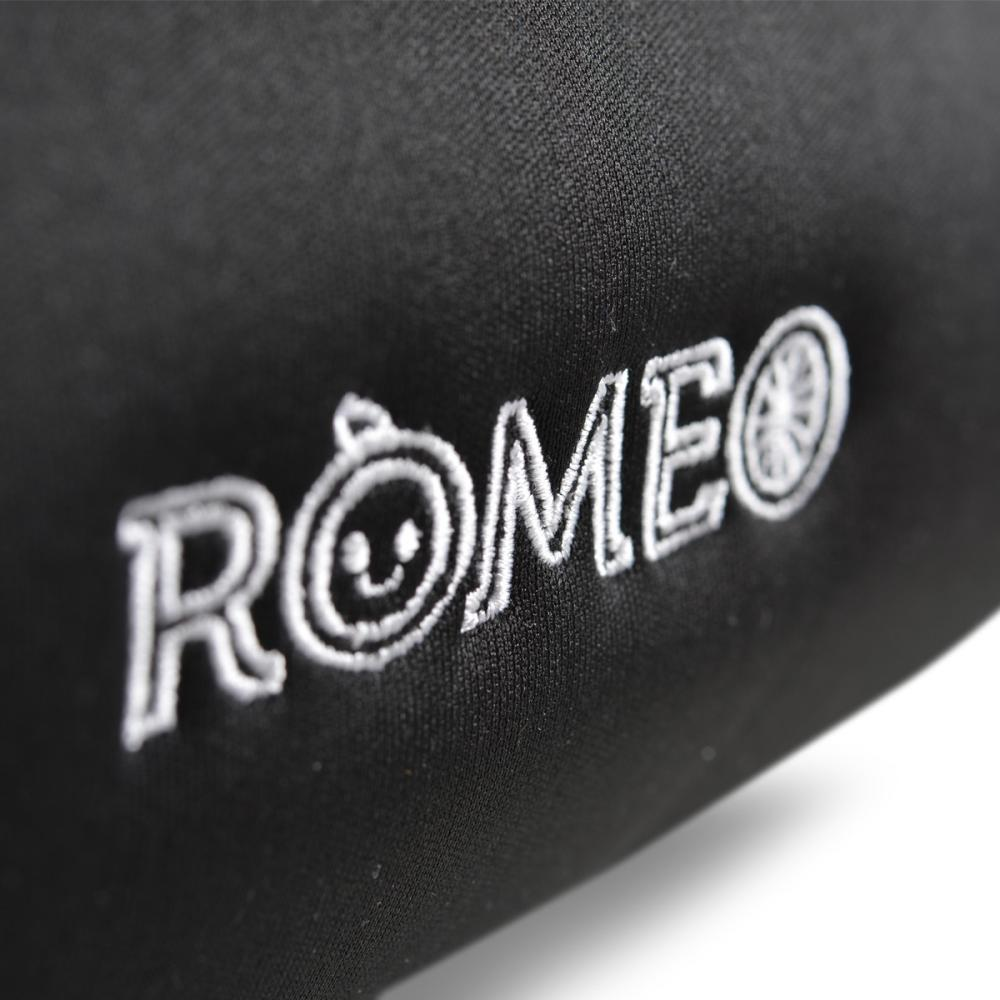 Inaltator auto cu isofix Romeo Grey
