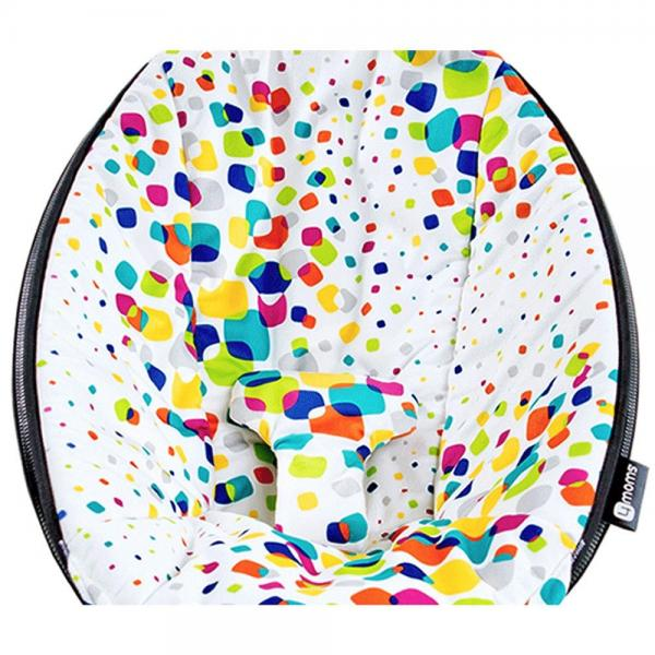 Leagan electric 4Moms RockaRoo Plush Multicolor