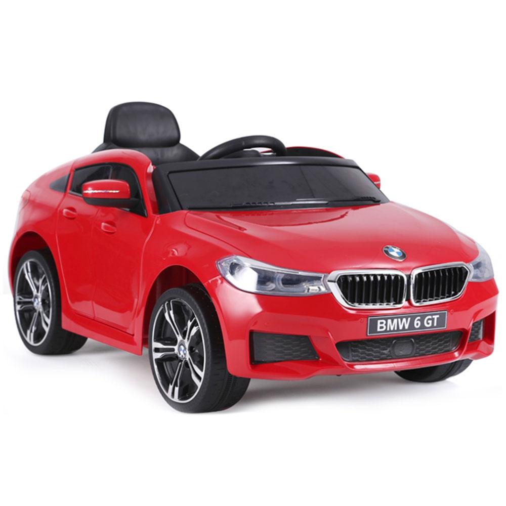 Masinuta electrica Chipolino BMW 6 GT red imagine