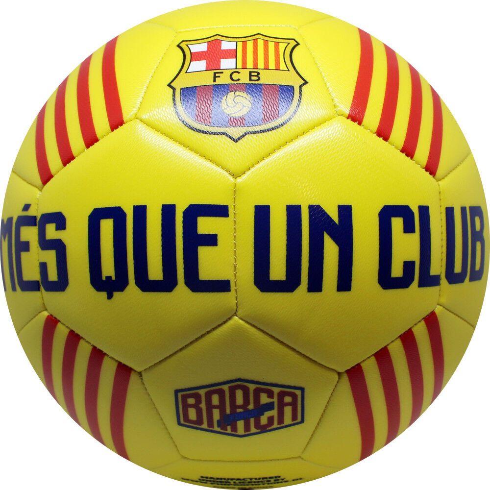 Minge FC Barcelona Catalunya Yellow marimea 5 imagine