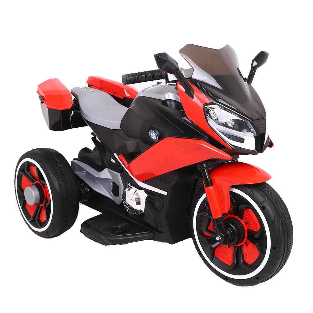 Motocicleta electrica pentru copii Cairo Red