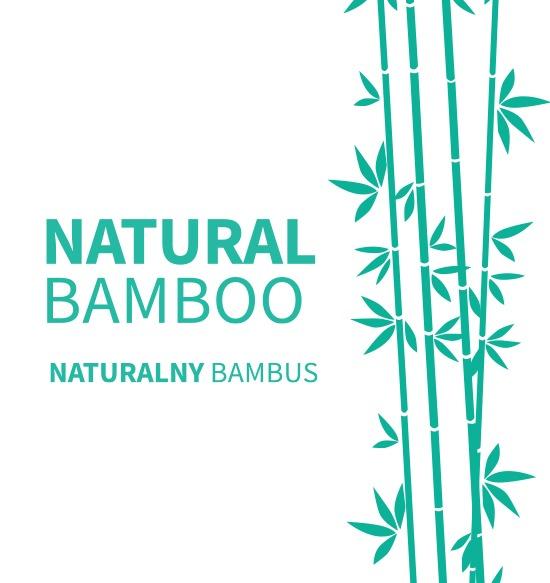 Paturica pentru copii Baby Ono Bamboo albastru