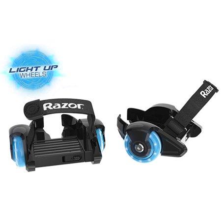 Razor Jetts Mini heel wheels albastre