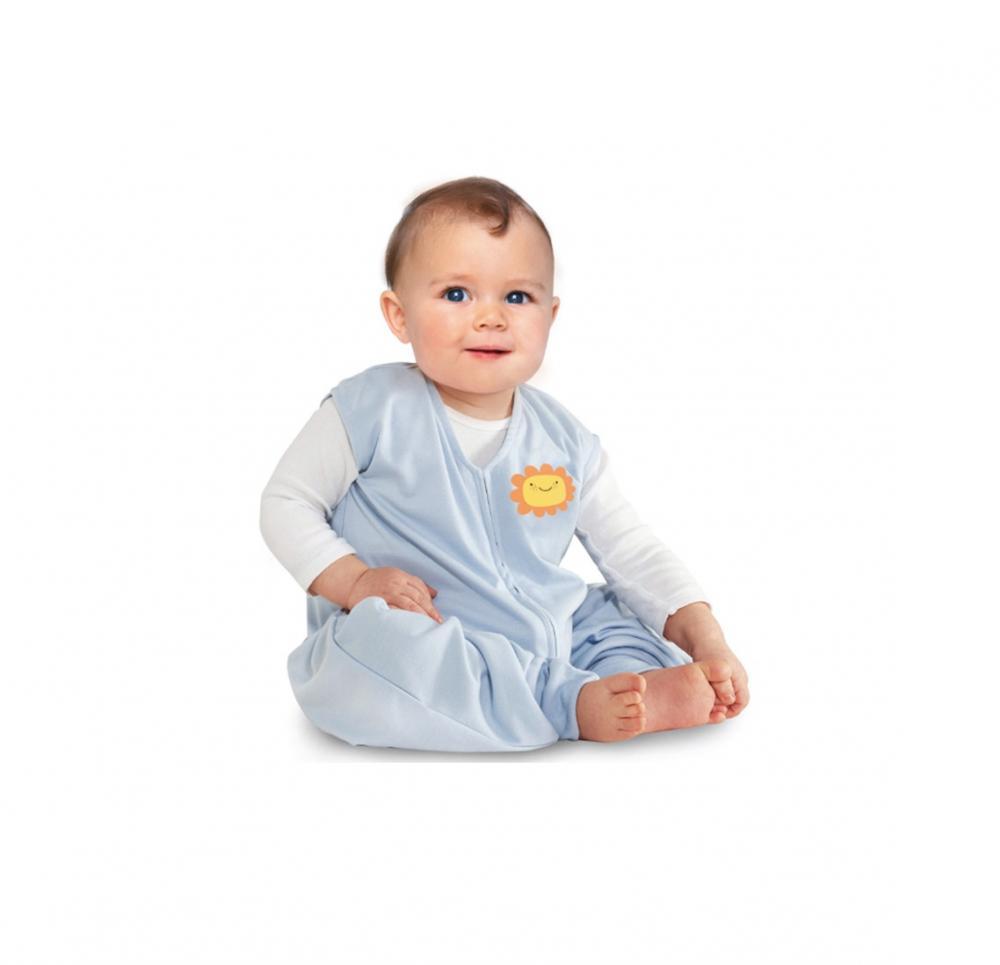 Sac de dormit 12-24 luni BabyJem Lion Blue imagine
