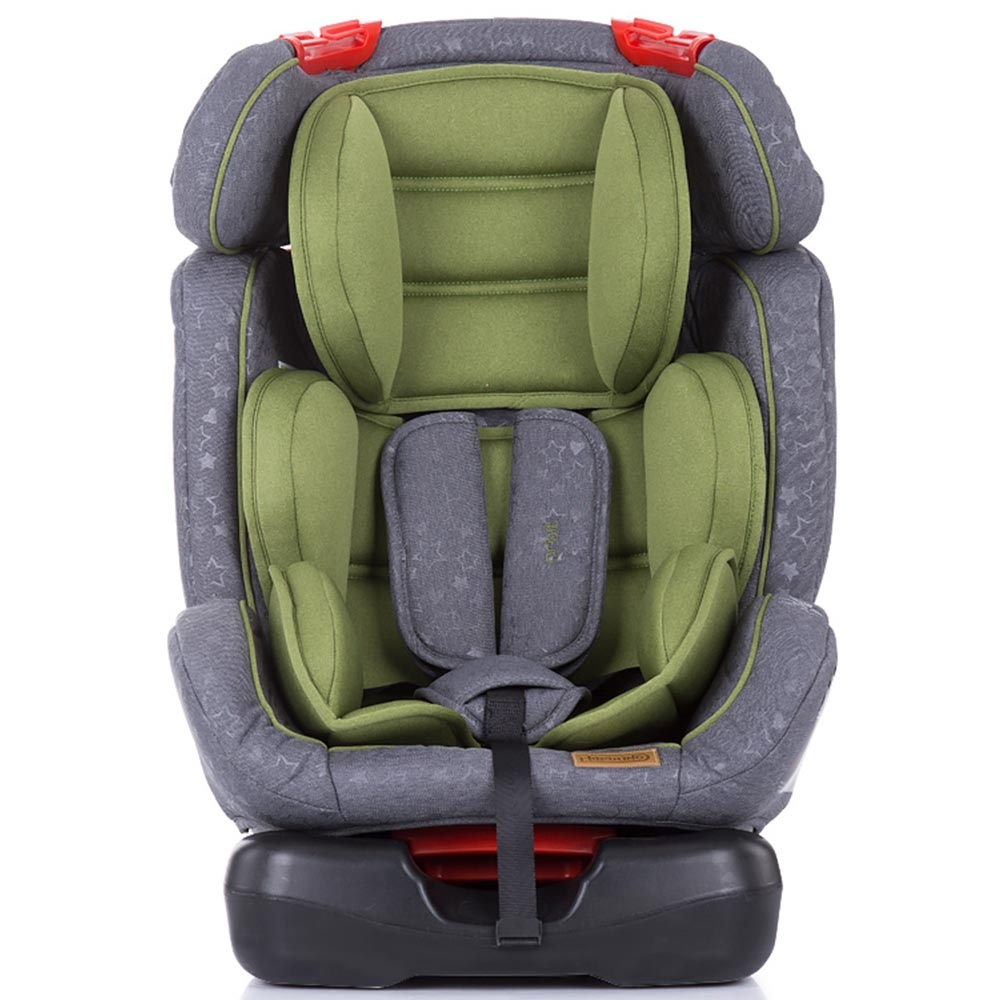 Scaun auto Chipolino Orbit 0-36 kg green imagine