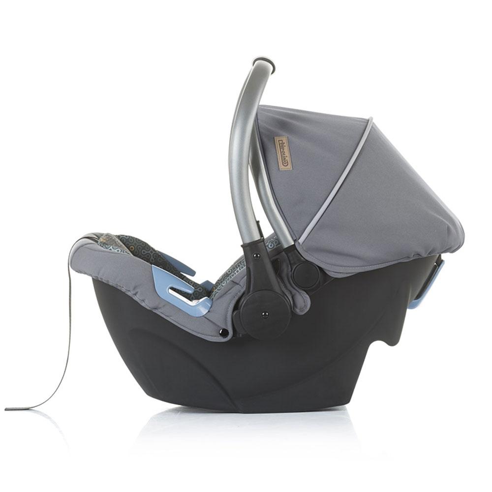 Scaun auto Chipolino Up Down 0-13 kg granite grey imagine