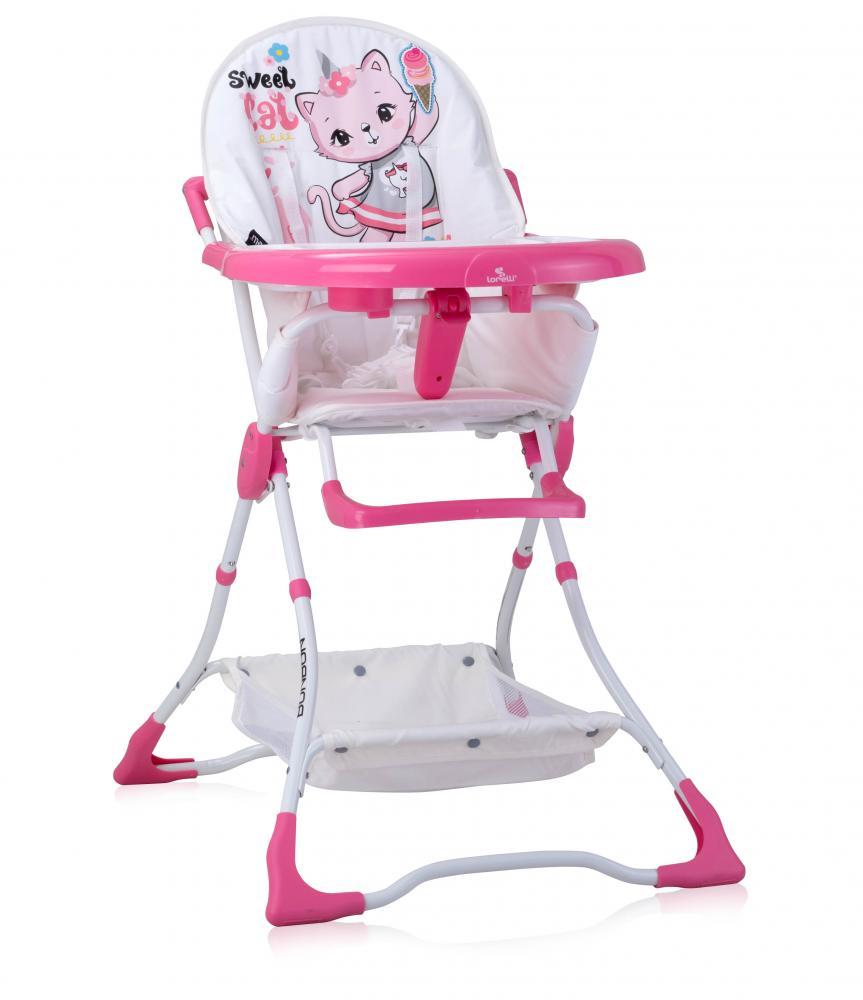 Scaun de masa Bonbon Pink Cat