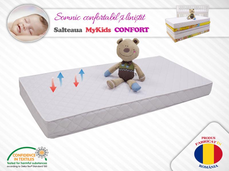 Set saltele Cocos Confort II 120X80X12 50X80X12