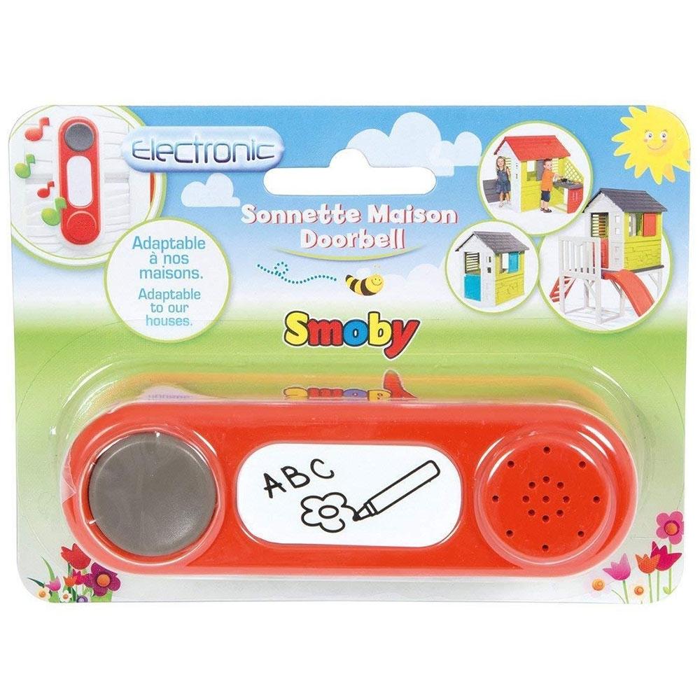Sonerie electronica Smoby Doorbell pentru casuta copii imagine
