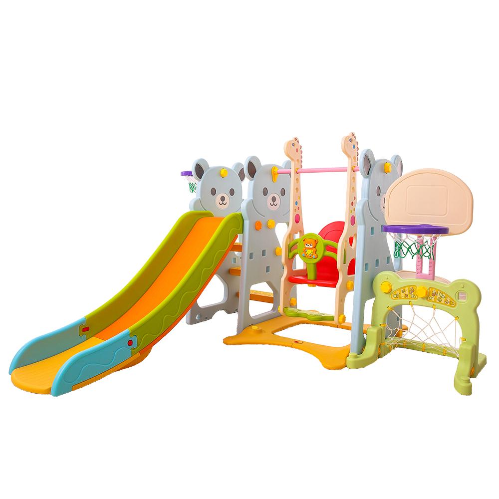Spatiu de joaca Moni SlideSwing Bear