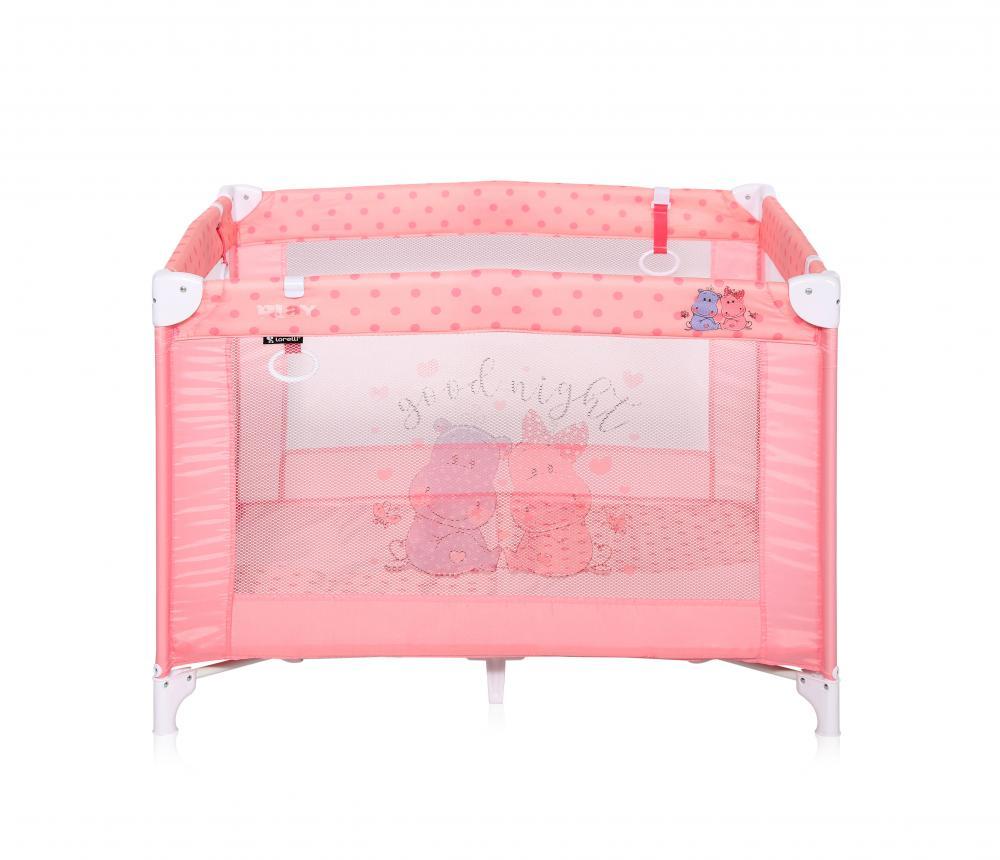 Tarc de joaca Play Pink Hippo