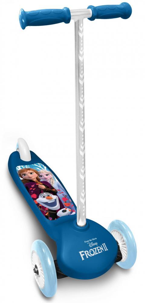 Trotineta Intuitiva cu 3 roti Disney Frozen