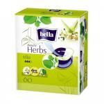 Absorbante Bella Herbs Floare de tei, 60 buc
