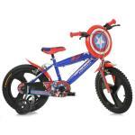 Bicicleta copii Captain America 14 inch