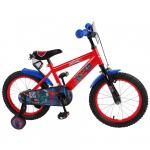 Bicicleta E&L Spiderman 16