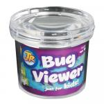 Borcan cu lupa pentru observarea insectelor